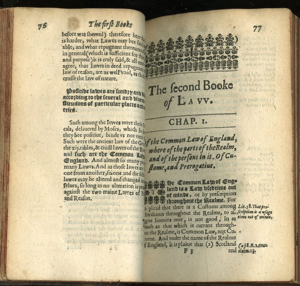 Law Or A Discourse Thereof In Foure Books Written In French By Sir