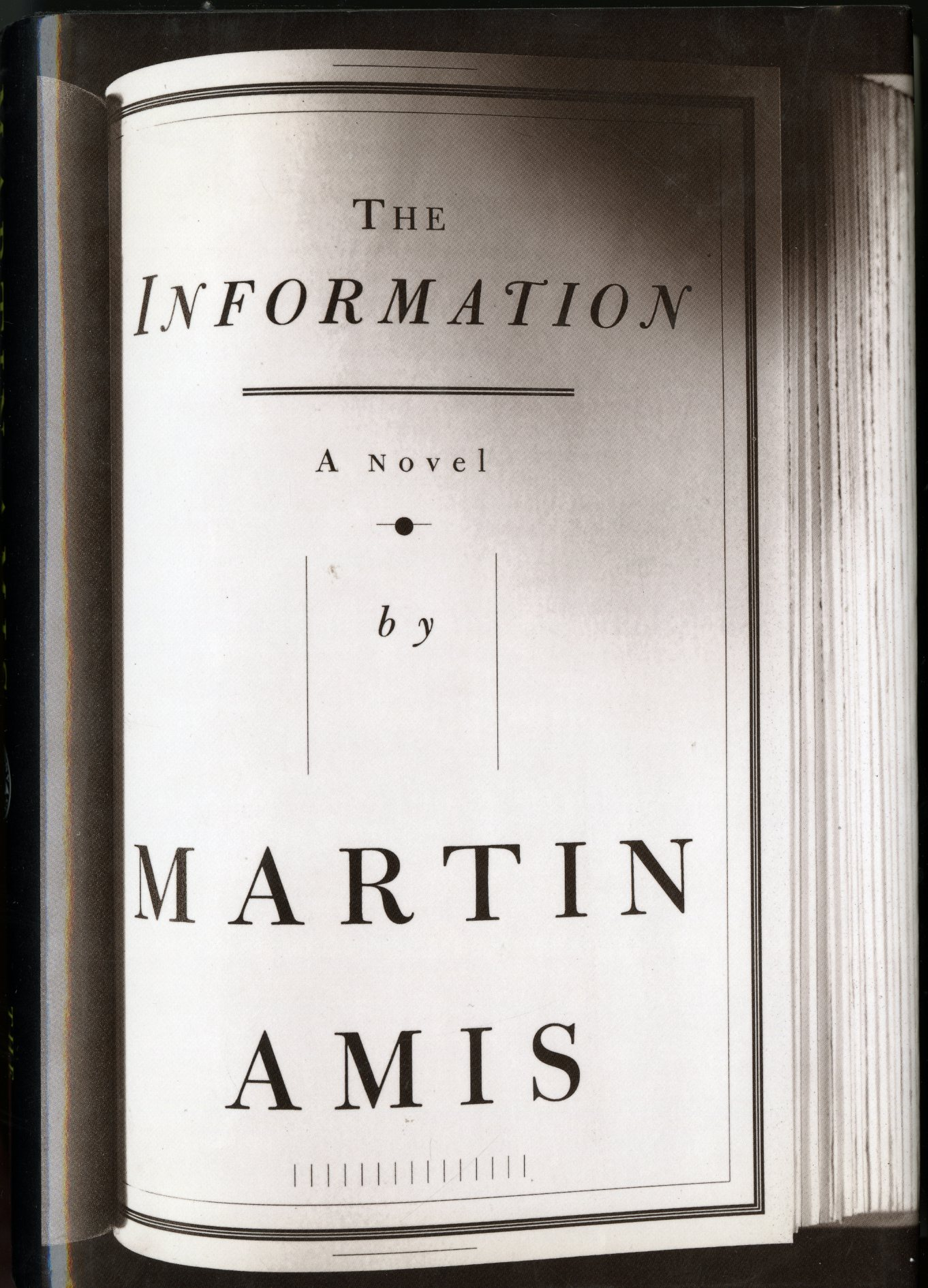 the information amis martin
