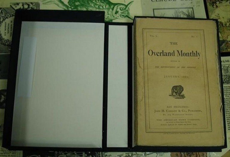 The Grizzly Papers in 5 Issues of The Overland Monthly. Ambrose Bierce, Bret Harte.