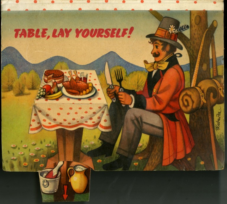 Table, Lay Yourself.