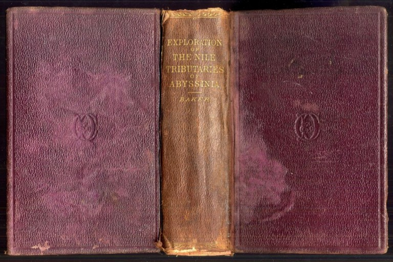 Exploration of the Nile Tributaries of Abyssinia. Baker Sir S. W.