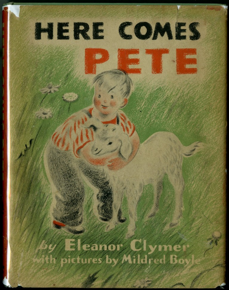 Here Comes Pete. Clymer Eleanor.