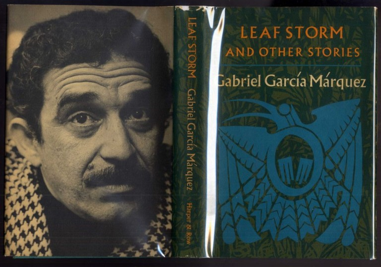 Leaf Storm and Other Stories. Marquez Gabriel Garcia.