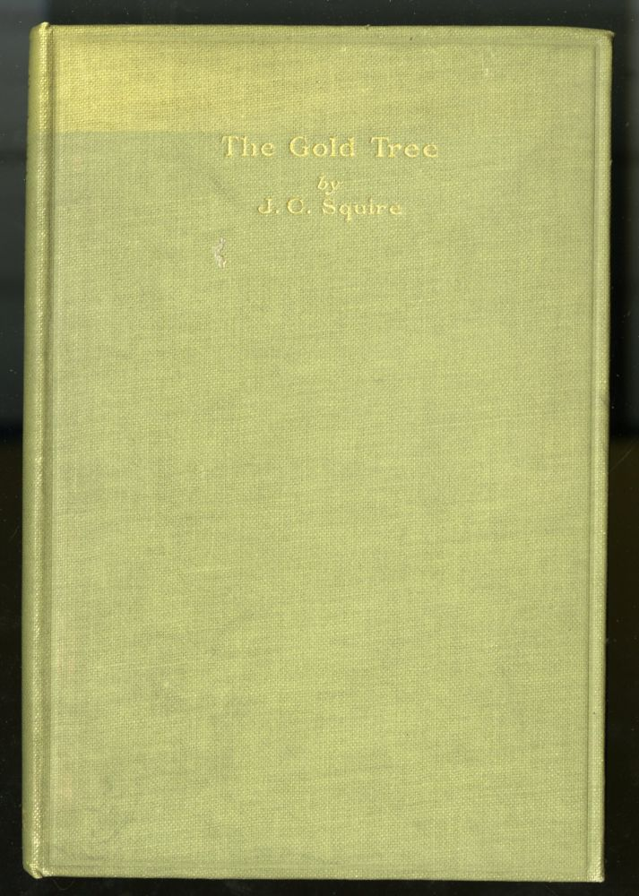 The Gold Tree. Squire J. C.