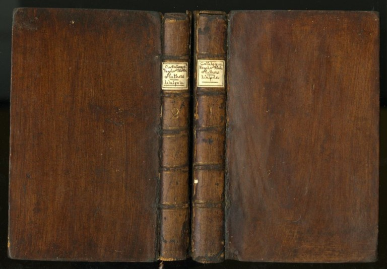 A Catalogue of the Royal and Noble Authors of England With Lists of Their Works. Walpole Hugh.