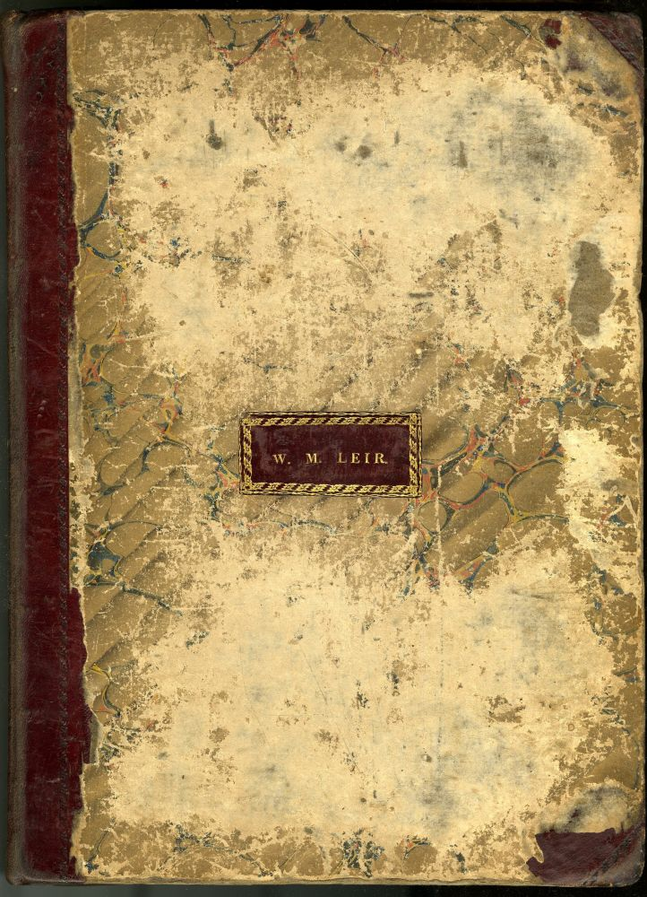 Twenty-Seven 19th Century Engraved Musical Scores. various.
