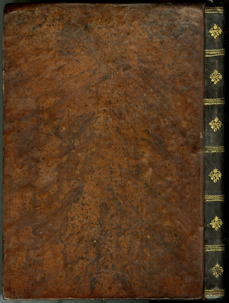 Bound Collection of Late 18th and Early 19th Century Engraved Musical Scores. various.