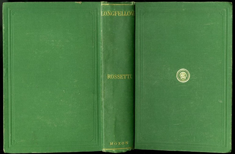 The Poetical Works of Henry W. Longfellow. Henry Wadsworth Longfellow, William Michael Rossetti, edited, a memoir.