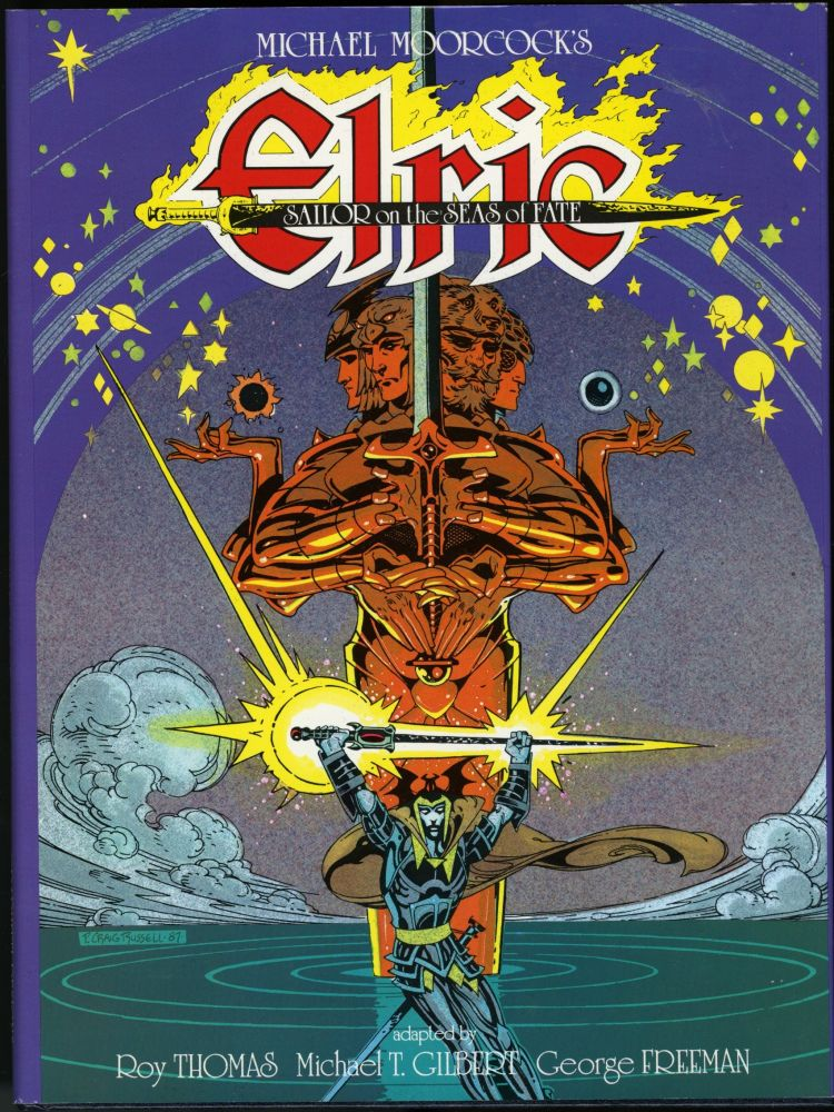 Elric of Melnibone: Sailor on the Seas of Fate. Michael Gilbert, Tom Orzechowski, Roy Thomas, P. Craig Russell, L. Lois Buhalis, George Freeman.