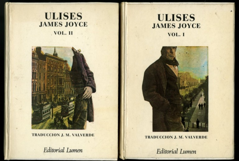Ulises. Joyce James.