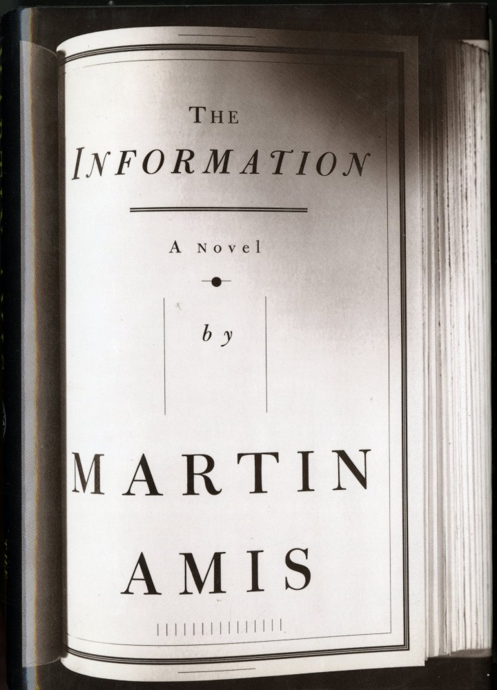 The Information. Amis Martin.