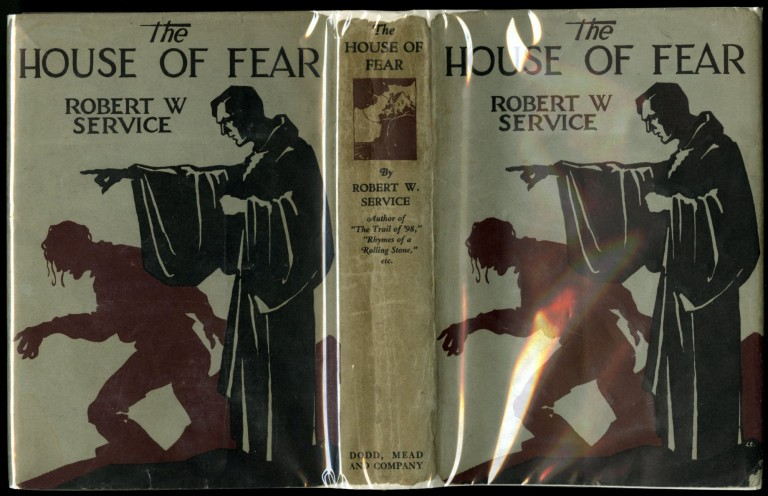 The House of Fear. Service Robert W.