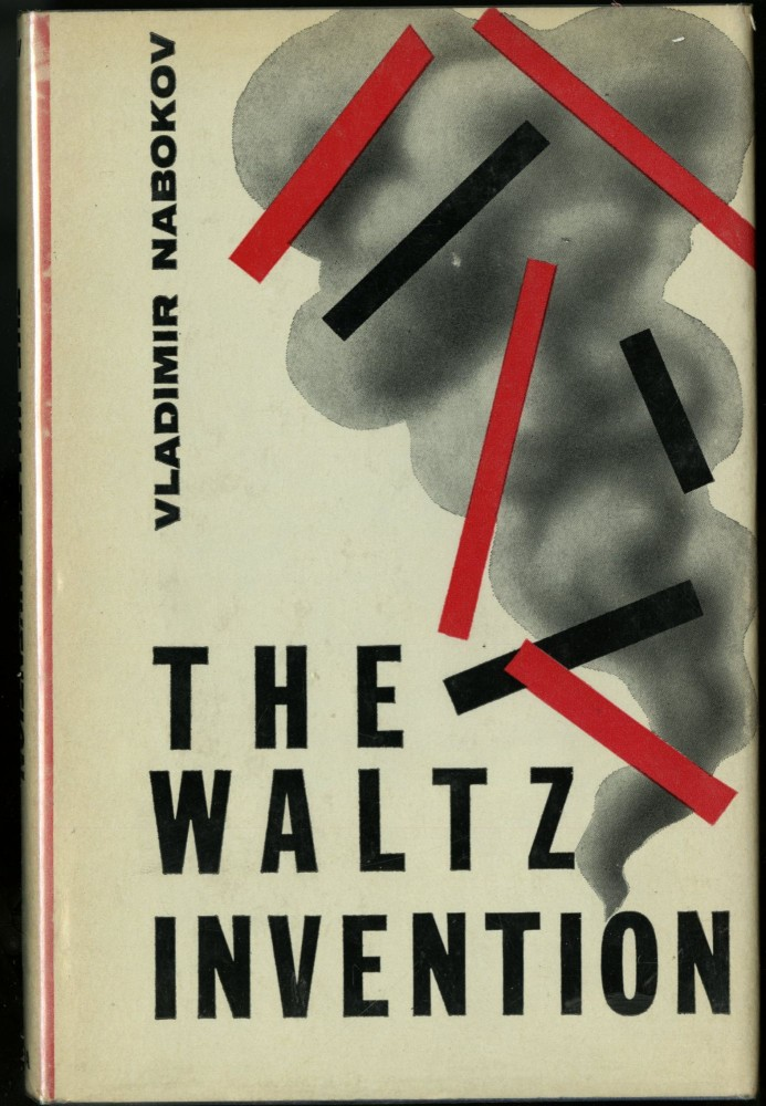 The Waltz Invention. Nabokov Vladimir.
