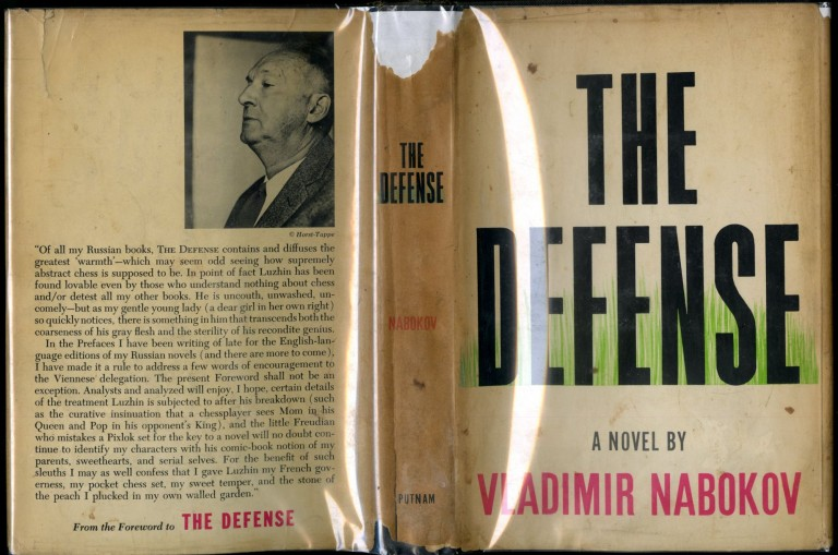 The Defense. Nabokov Vladimir.