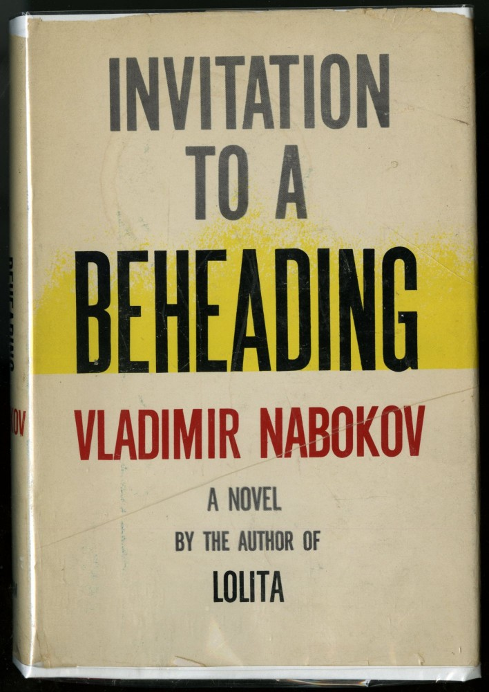 Invitation to a Beheading. Nabokov Vladimir.