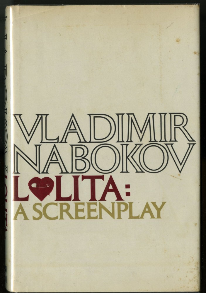 Lolita: A Screenplay. Nabokov Vladimir.