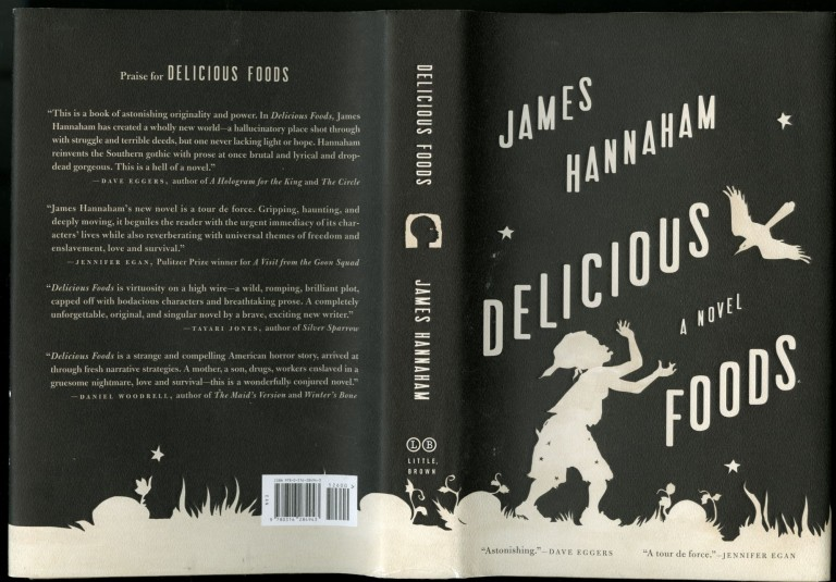 Delicious Foods. Hannaham James.
