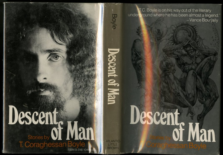 Descent of Man. Boyle T. Coraghessan.