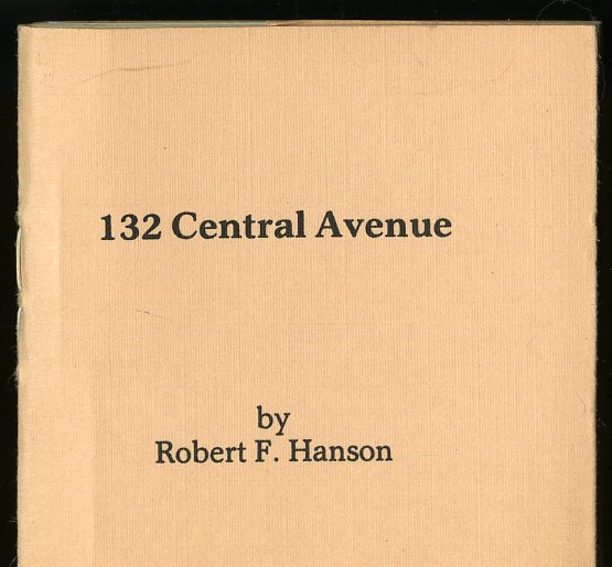 132 Central Avenue. Hanson Robert F. Orr.