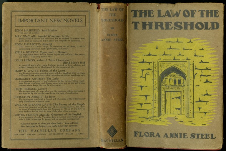 The Law of the Threshold. Steel Flora Annie.
