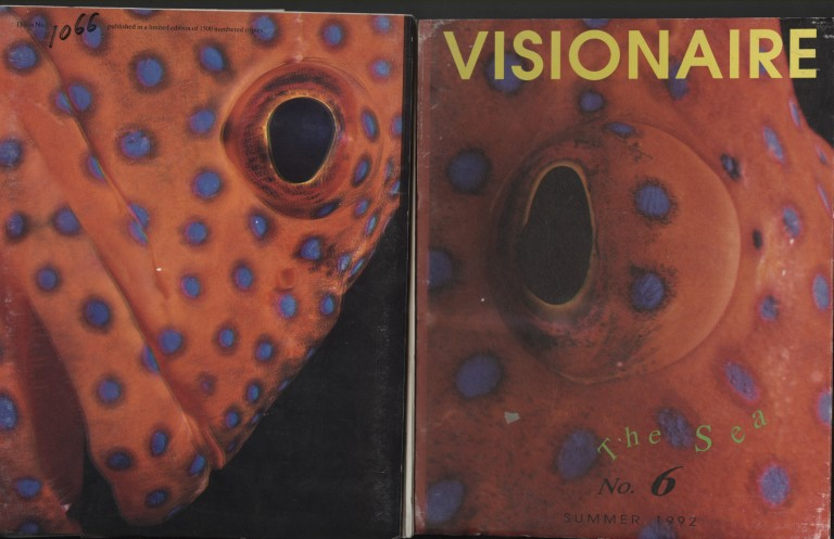 Visionaire 6: Summer 1992, The Sea.