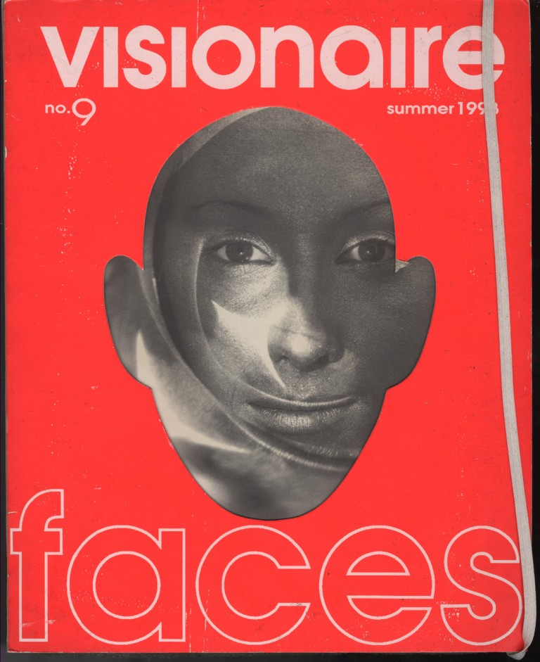 Visionaire 9: Summer 1993, Faces.
