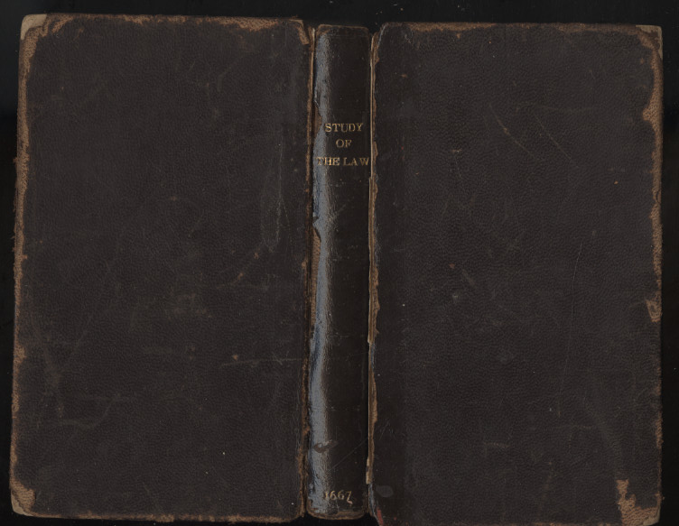 Studii legalis ratio, or, Directions for the Study of the law Under These Heads. Phillips William.