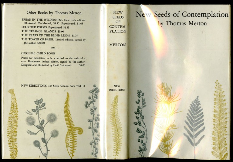 New Seeds of Contemplation. Merton Thomas.