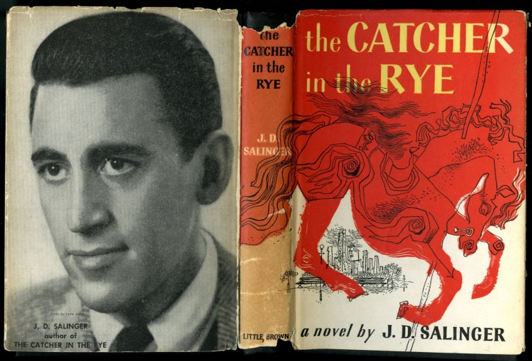 The Catcher in the Rye. Salinger J. D.
