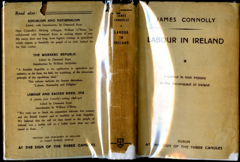 Labour in Ireland. Connolly James.