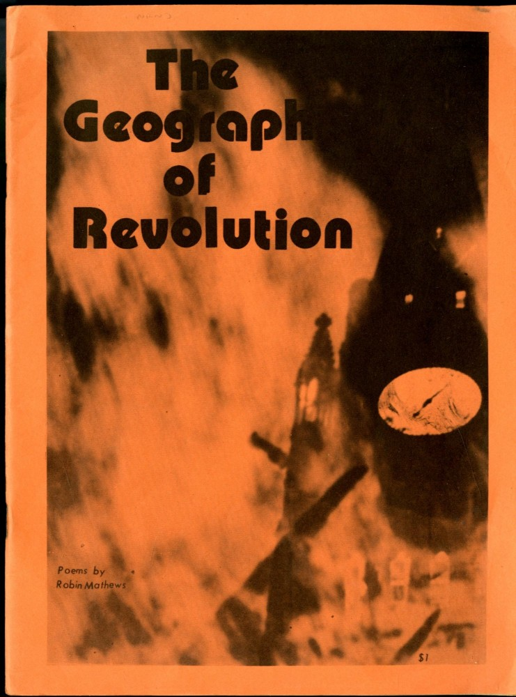 The Geography of Revolution. Mathews Robin.