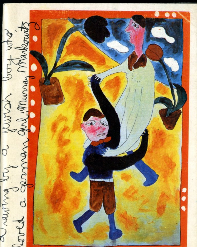 Drawing By a Jewish Boy Who Loved a German Girl. Markowitz Murray.