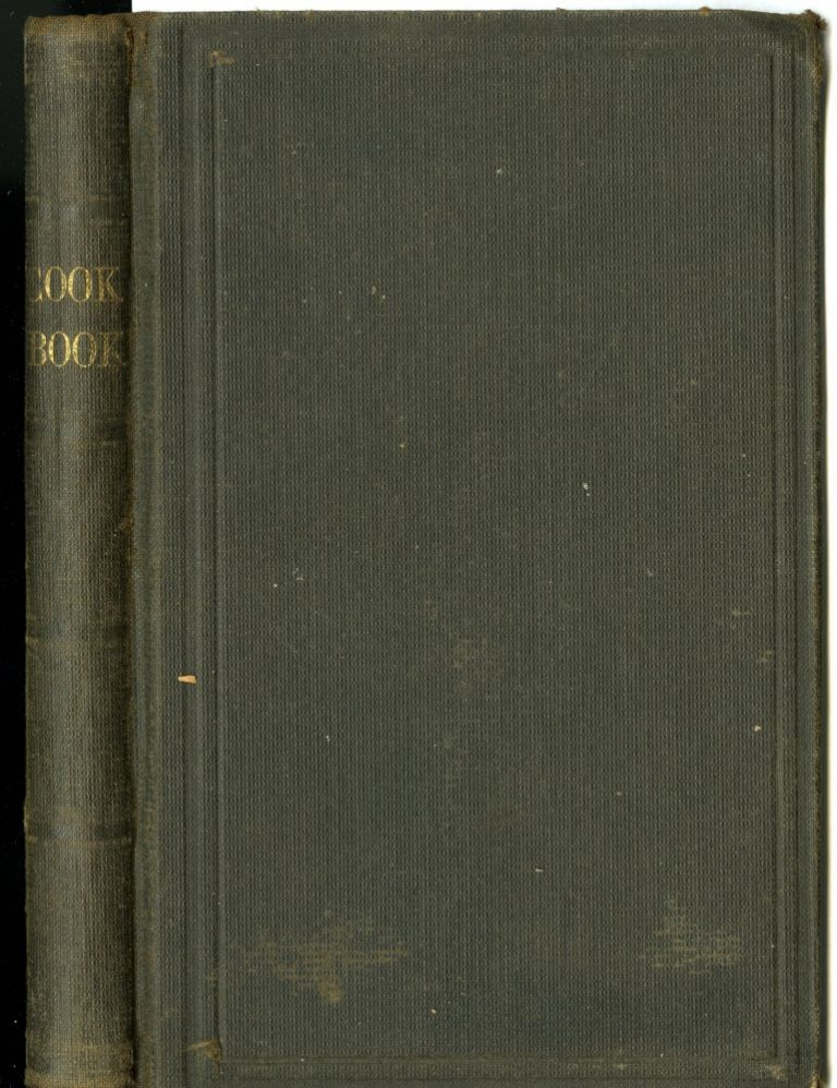 The United States Cook Book. A Complete Manual for Ladies, Housekeepers, and Cooks, with directions for preparing in the best and most economical manner, meats, vegetables, beverages, pastry, jellies, ices, etc.; to lard and carve; to ornament and send to the table the different dishes and beverages, as also, to preserve different fruits, etc.: with particular reference to the climate and productions of the United States. Vollmer W. M.