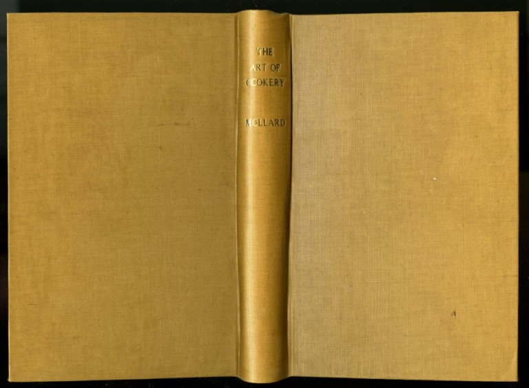 The Art of Cookery Made Easy and Refined. Mollard John.