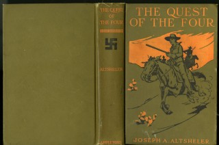 The Quest of the Four: A Story of the Comanches and Buena Vista. Joseph A. Altsheler.