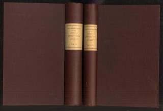The Diary of Isaiah Thomas 1805-1828 in Transactions and Collections of the American Antiquarian Society Volume IX and X. Various / Unstated.