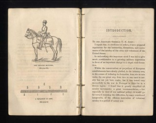 Cavalry Tactics; Regulations for the Instruction, Formations, and Movements of the Cavalry of the Army and Volunteers of the United States...with sixty additional illustrations