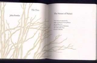 The Nature of Nature and The Tree