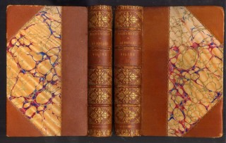 Tales and Novels in Verse of J. De la Fontaine 2 vols. De la Fontaine Jean.