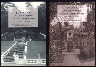 Journal of the New England Garden History Society