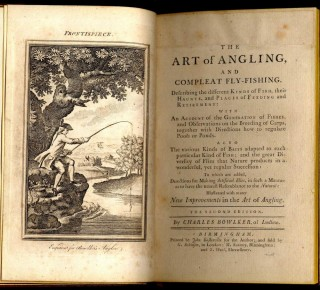 The Art of Angling and Compleat Fly-Fishing