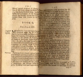 The Life of Monsieur Des Cartes (Descartes) Containing the History of his Philosophy and Works: As Also, The Most Remarkable Things that Befell him During the Whole Course of his Life