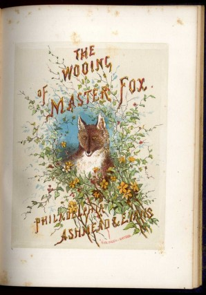 The Wooing of Master Fox