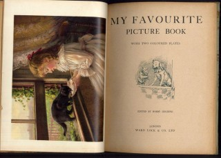 My Favourite Picture Book With Two Coloured Plates