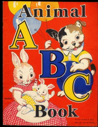 Animal ABC Book. anon.