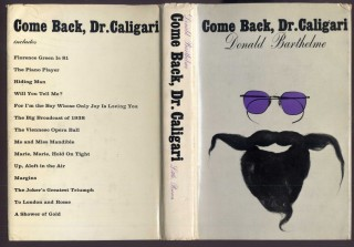 Come Back, Dr. Caligari. Barthelme Donald.