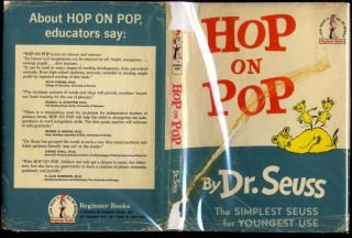 Hop on Pop. Seuss Dr.