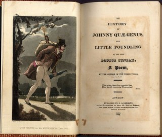 The History of Johnny Quae Genus: The Little Foundling of the Late Doctor Syntax: A Poem