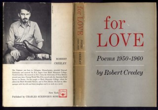 For Love: Poems 1950-1960. Creeley Robert