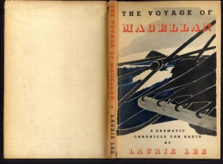 The Voyage of Magellan: A Dramatic Chronicle for Radio. Lee Laurie.